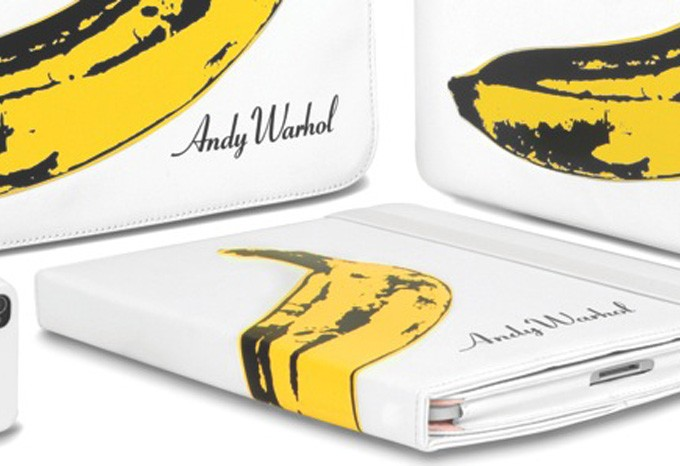 Incase Resurrects Andy Warhol Line Of Iphone And Mac Cases
