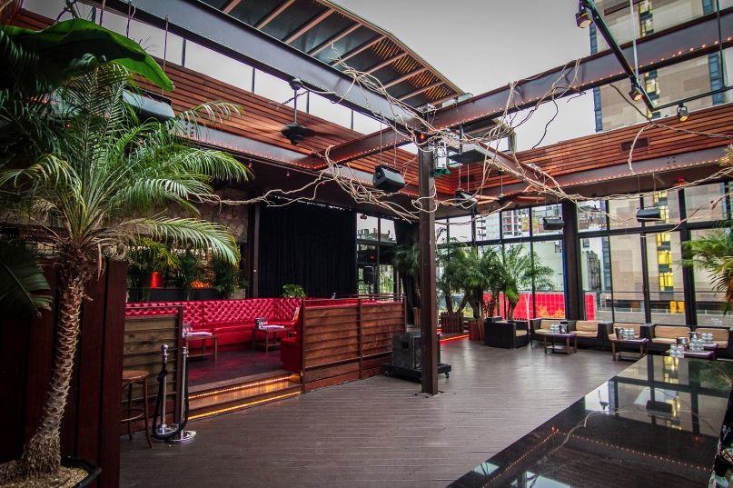 The DL: Lower East Side Restaurant, Lounge & Roof Deck